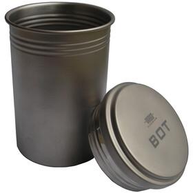 Vargo BOT Bottle Pot Titanium 1,0l